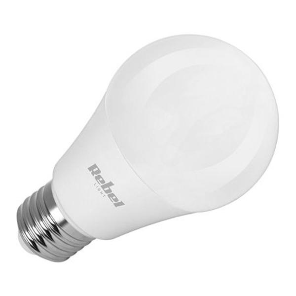 BEC LED A60 11W E27 3000K 230V REBEL