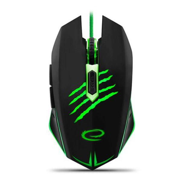 MOUSE OPTIC USB GAMING CLAW ESPERANZA