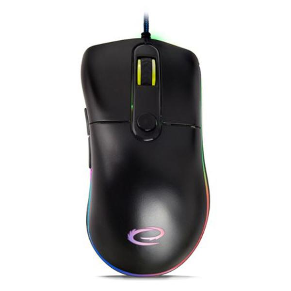 MOUSE OPTIC USB GAMING RGB SNIPER ESPERANZA