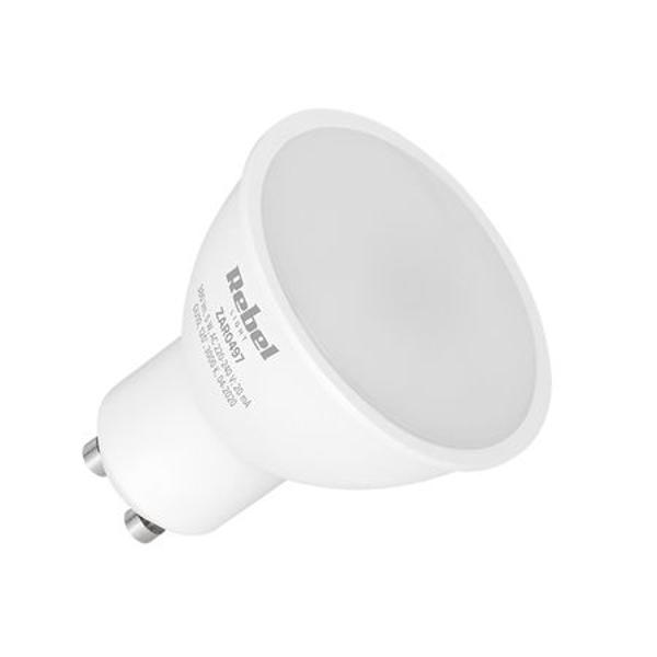 BEC LED GU10 5W 3000K 230V REBEL