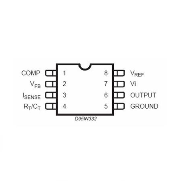 controller pwm de curent  circuite integrate