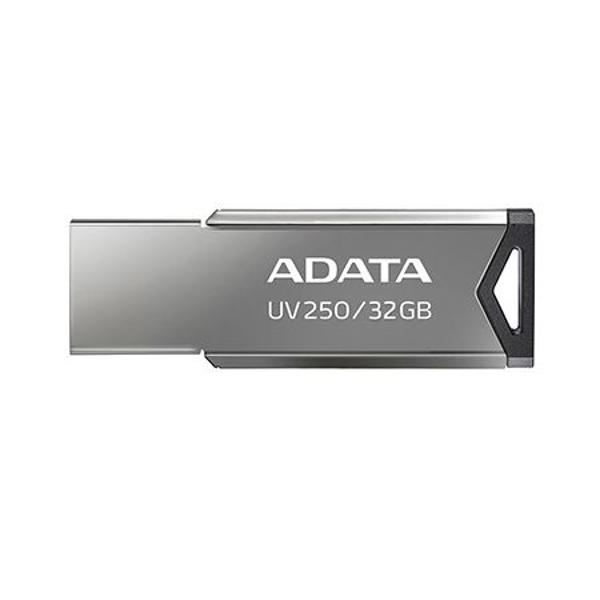 FLASH DRIVE USB 2.0 32GB UV250 METAL ADATA