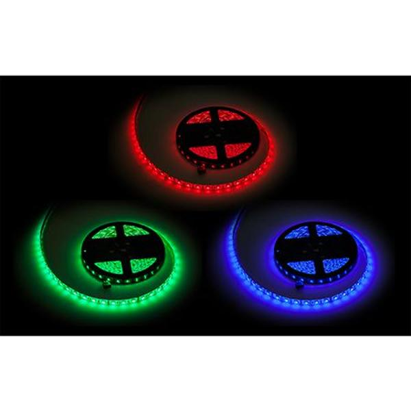 BANDA LED IP65 RGB 5M REBEL