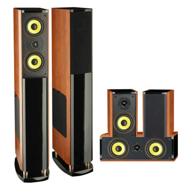 SISTEM AUDIO 5.0 PASSION KRUGER&MATZ