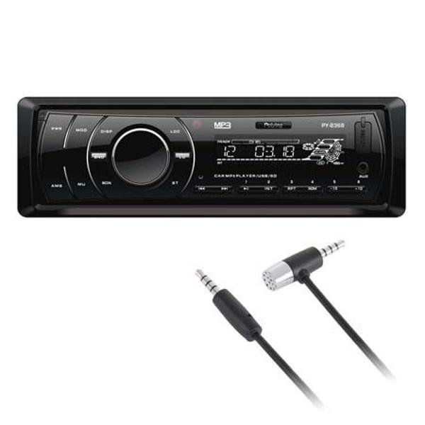 RADIO MP3/USB/SD/MMC/AUX PEIYING