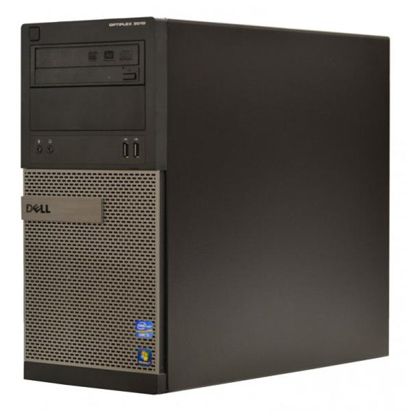 Calculator Dell Optiplex 3010 Tower, Intel Core i5 3450 3.1 GHz, 8 GB DDR3, 500 GB HDD SATA, DVDRW, Windows 7 Professional, 3 ANI GARANTIE