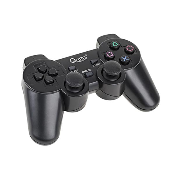 GAMEPAD WIRELESS DUAL SHOCK PC/PS3 QUER