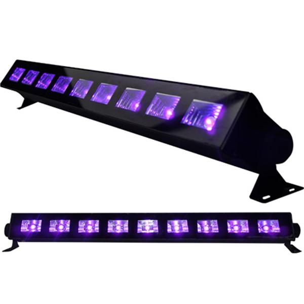 LED BAR UV 9X1W 51X5X6CM