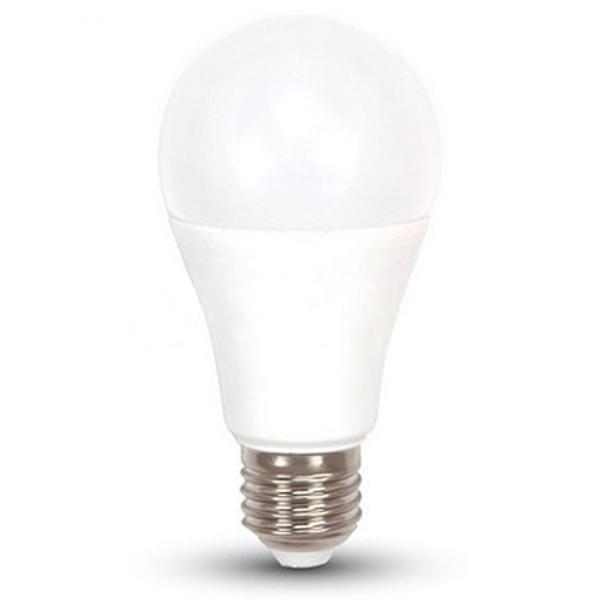 BEC LED A60 E27 9W 6000K ALB NEUTRU 3 STEP DIMMER