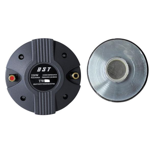 (TW44) DRIVER TWEETER COMPRESIE 44MM 110/220W 8OHM 106DB BST
